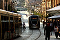 Jerusalem New Light Rail on Jaffa st. - July 11th, 2011 - Israel.jpg